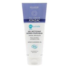 Gel nettoyant dermo-fraîcheur - REhydrate - Eau Thermale Jonzac - Visage