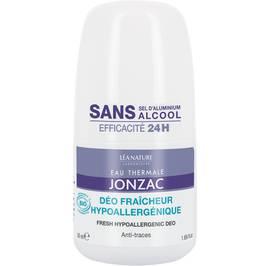 image produit Fresh hypoallergenic deodorant 24h
