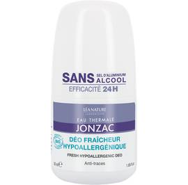 Fresh Hypoallergenic deodorant 24h - Eau Thermale Jonzac - Hygiene