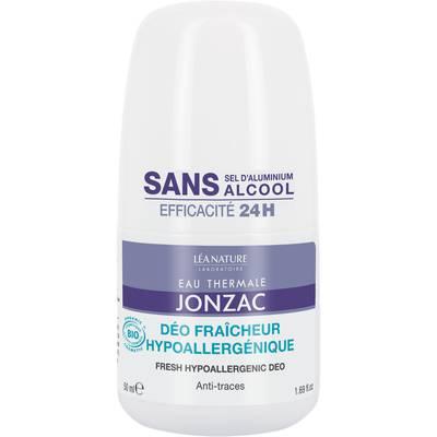 Déodorant fraîcheur hypoallergénique 24h - Eau Thermale Jonzac - Hygiène