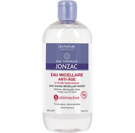 Anti-aging micellar water - Sublimactive - Eau Thermale Jonzac - Face