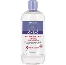 Eau micellaire anti-âge - Sublimactive - Eau Thermale Jonzac - Visage