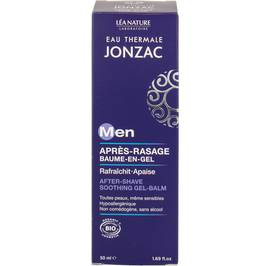 After-shave Soothing gel-balm - Men - Eau Thermale Jonzac - Face