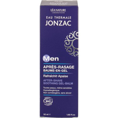 Après-rasage baume-en-gel - Men - Eau Thermale Jonzac - Visage