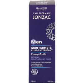 Soin fermeté fluide hydratant - Men - Eau Thermale Jonzac - Visage