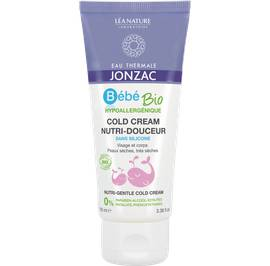 Nutri-gentle cold cream - Bébé Bio - Eau Thermale Jonzac - Baby / Children