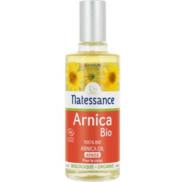 Arnica oil - Certified Organic - Natessance - Massage and relaxation - Body