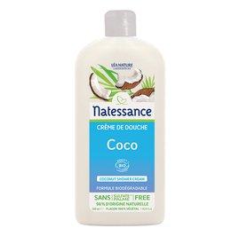 Crème de douche coco - Natessance - Hygiene