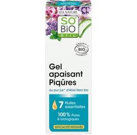 image produit Gel apaisant piqûres, aux 7 huiles essentielles bio