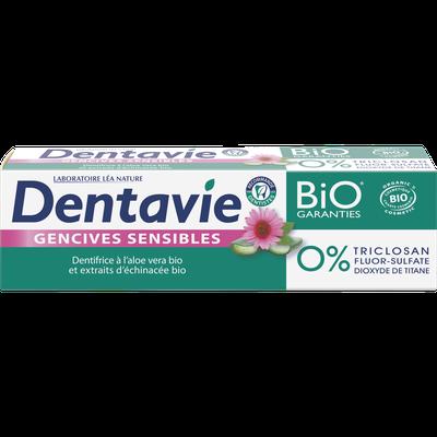 Toothpaste - Aloe vera - Dentavie - Hygiene