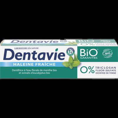 Toothpase - Mint floral water - Dentavie - Hygiene