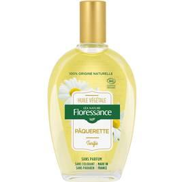 Huile végétale pâquerette - Floressance - Body - Massage and relaxation