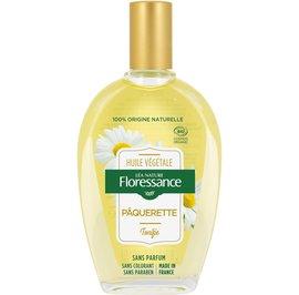 Huile végétale pâquerette - Floressance - Massage and relaxation - Body