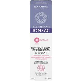 Soothing eye contour cream - REactive - Eau Thermale Jonzac - Face