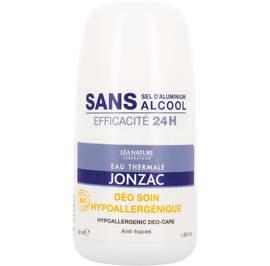 Hypoallergenic deo care - Eau Thermale Jonzac - Hygiene