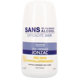 Déodorant soin hypoallergénique 24h - Eau Thermale Jonzac - Hygiène