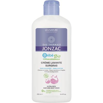 Ultra-rich hair and body wash - bébé bio - Eau Thermale Jonzac - Baby / Children