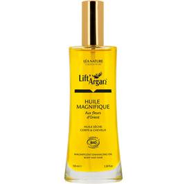 image produit Magnificient enhancing oil