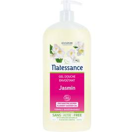Enchanting jasmin flowery shower gel - Natessance - Hygiene
