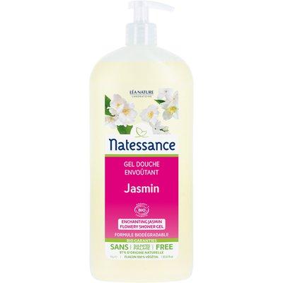 Gel douche envoûtant jasmin - Natessance - Hygiène