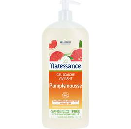 Invigorating  grapefruit shower gel - Natessance - Hygiene