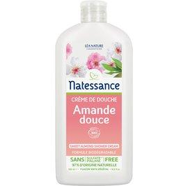 Crème de douche amande douce - Natessance - Hygiene