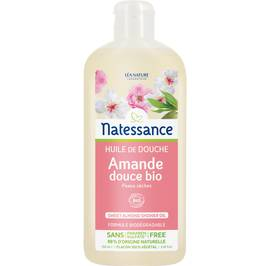 Sweet almond shower oil - Natessance - Hygiene