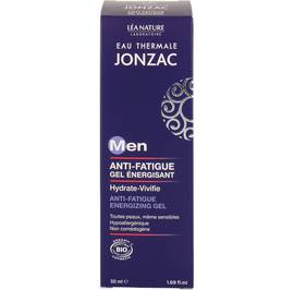 Anti-fatigue energizing gel - Men - Eau Thermale Jonzac - Face