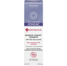 Cellular anti-aging firming & smoothing mask - Sublimactive - Eau Thermale Jonzac - Face