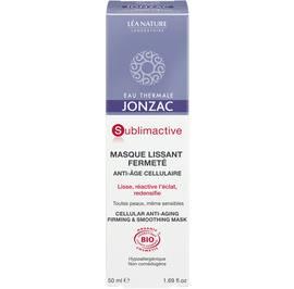 Masque lissant fermeté anti-âge cellulaire - Sublimactive - Eau Thermale Jonzac - Visage