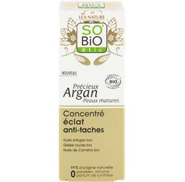 image produit Brightening anti-dark spot concentrate - précieux argan mature skin