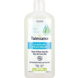 Micellar water - Natessance - Face