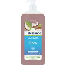 Gel douche Coco Vanille - Natessance - Hygiène