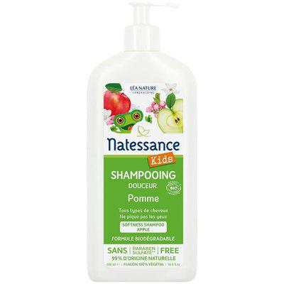 Shampooing corps et cheveux Pomme - KIDS - Natessance - Hygiène - Cheveux