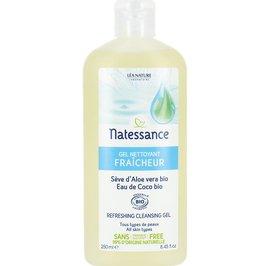 Cleansing gel - Natessance - Face