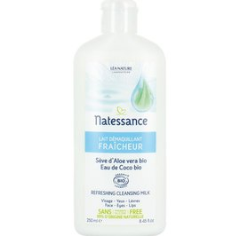 cleansing milk - Natessance - Face