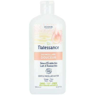 eau micellaire - douceur - Natessance - Visage