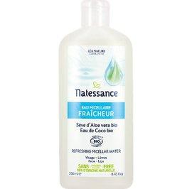 Refreshing cleansing gel - Sèves de beauté - Natessance - Face