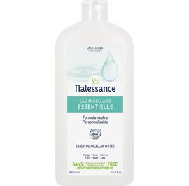 image produit The essentials - micellar water