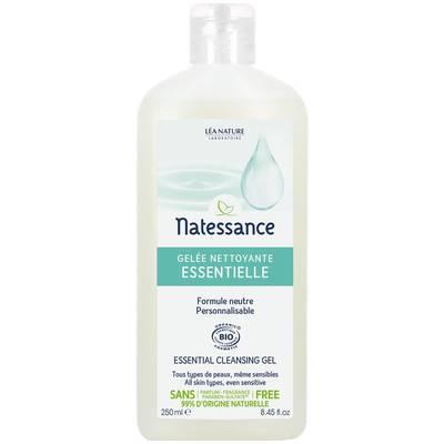 Les essentielles - Gelée nettoyante - Natessance - Visage