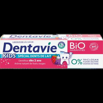 Kids tooth paste - Dentavie - Hygiene