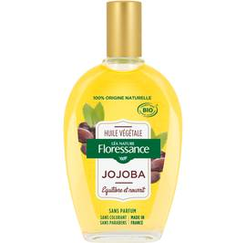 Plant oil Jojoba - Floressance - Face - Hair - Massage and relaxation