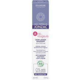 Soin léger apaisant - Anti-rougeurs - Eau Thermale Jonzac - Visage