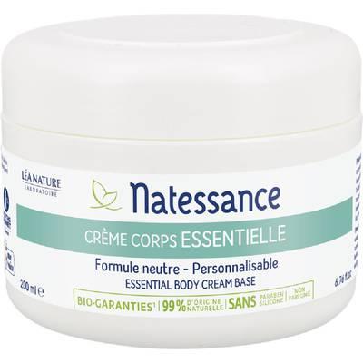 Crème corps - Les Essentielles - Natessance - Corps