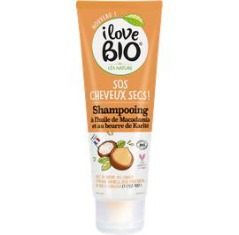 SOS shampoo - I Love Bio by Léa Nature - Hair