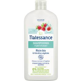 Strengthening castor oil shampoo - Natessance - Hair