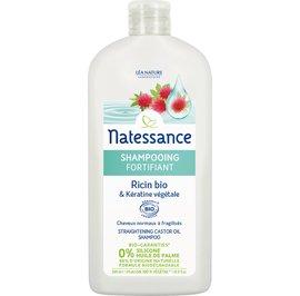 Strengthening castor oil shampoo - Natessance - Hair