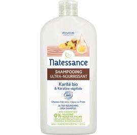 Ultra-nourishing shea-shampoo - Natessance - Hair