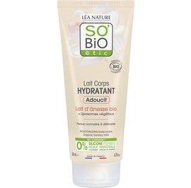 Moisturizing body lotion - Organic Donkey milk - So'bio étic - Body