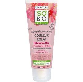 Colour shine - Conditioner - Hibiscus - So'bio étic - Hair